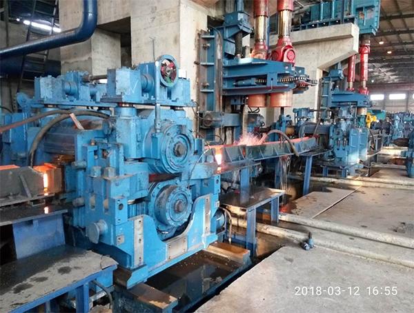 轧钢设备生产线
