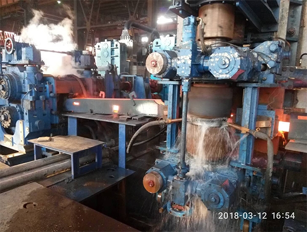 小型轧钢机生产线