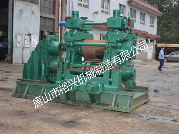 短应力轧钢机械