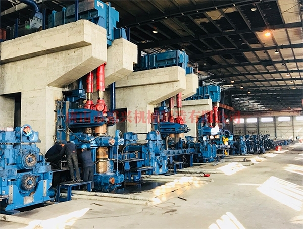 轧钢机械设备生产线
