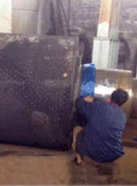 水泥辊压机修复